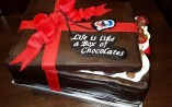 Life is like box of chocolate
